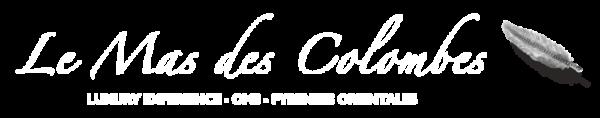 Mas des Colombes Logo